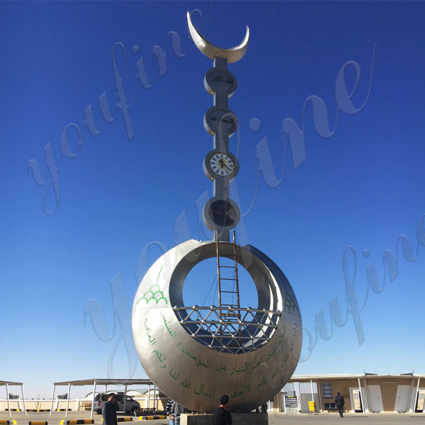 Urban Decoration Stainless Steel Sculpture Wholesale ...