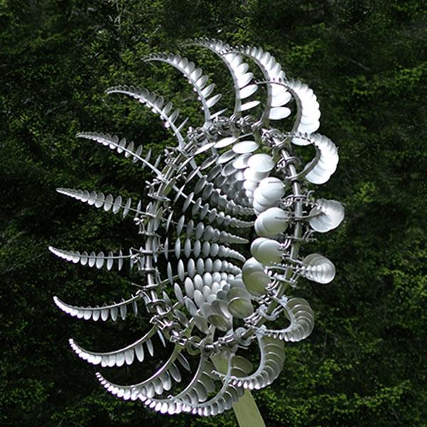 kinetic wind metal art sculpture anthony howe replica  TSS-20